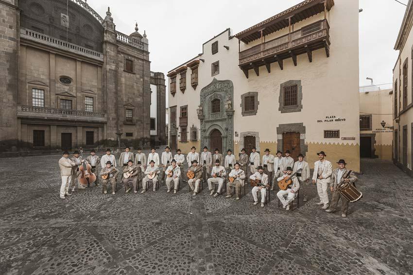 Los Gofiones Premio Canarias 2018 cultura popular